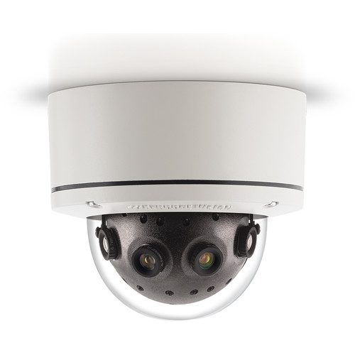 Arecont Vision SurroundVideo G5 20MP 180° Panoramic Vandal-Resistant Mini Dome IP Camera with Night Vision