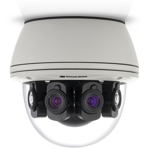 Arecont Vision SurroundVideo G5 20MP Outdoor Vandal-Resistant IP Dome Camera