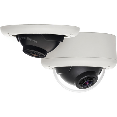 Arecont Vision MegaBall Series AV2145DN 2.07 Mp 1080p Indoor Day / Night Dome Camera with Varifocal Lens