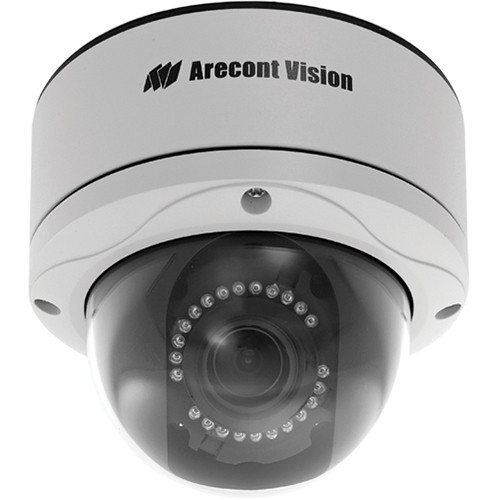 Arecont Vision AV2255AMIR MegaDome2 2.07 Mp Day & Night IP Camera with IR LEDs
