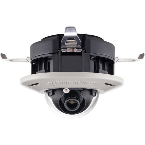 Arecont Vision MicroDome G2 Vandal-Resistant Network Dome Camera (2.8mm Lens, Flush Mount)