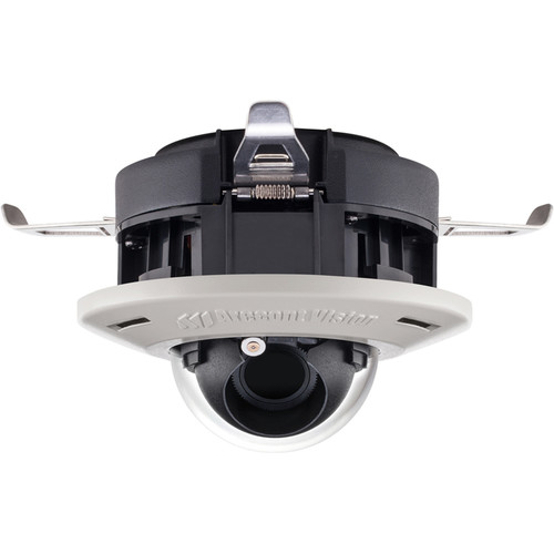 Arecont Vision MicroDome G2 Vandal-Resistant Network Dome Camera (No Lens, Flush Mount)