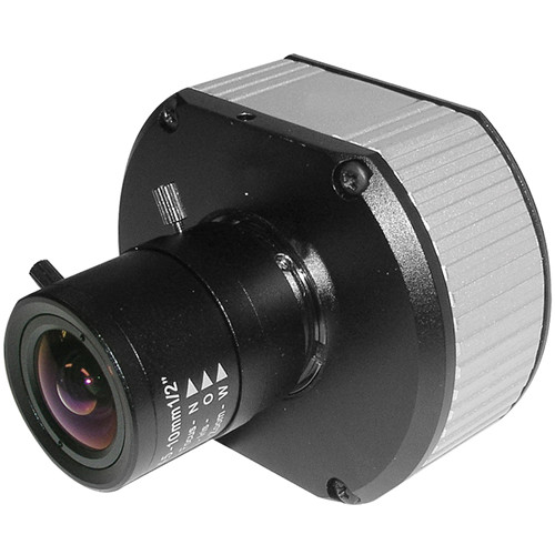 Arecont Vision AV3115DNAIV1 3 MP H.264 IP MegaVideo Day & Night Camera with Auto-Iris