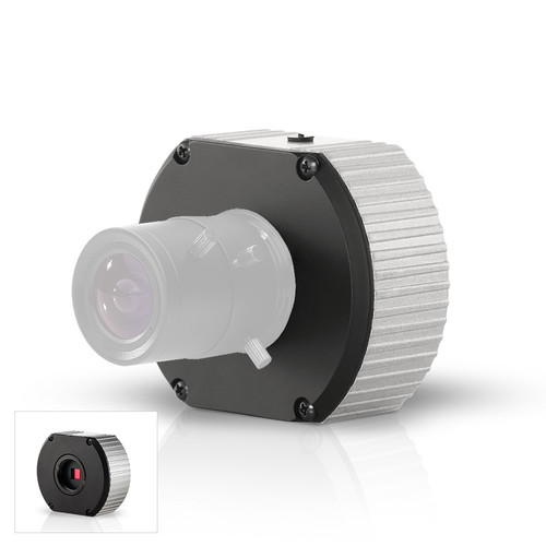 Arecont Vision 3MP Indoor Compact Camera with SNAPstream