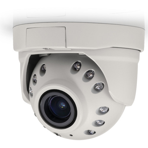 Arecont Vision MegaBall G2 Series 3MP Network Ball Camera with Night Vision Pixel Binning Mode (Bell Mount)