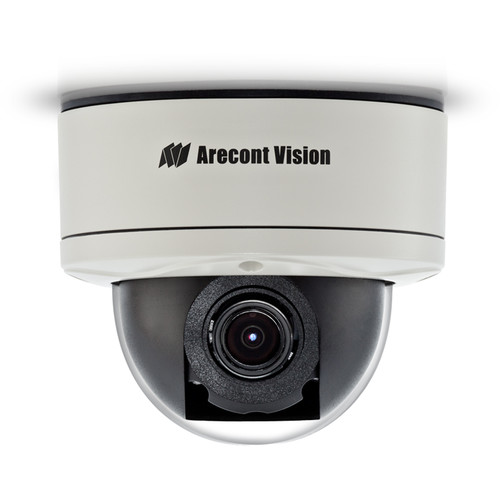 Arecont Vision MegaDome 2 Series 3MP Outdoor Network Dome Camera with 2.8-8mm Motorized Lens & Heater