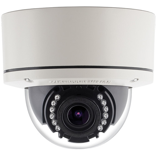 Arecont Vision 3MP MegaDome G3 SNAPstream Day/Night Indoor/Outdoor IR Dome Camera with 2.8-8mm Lens