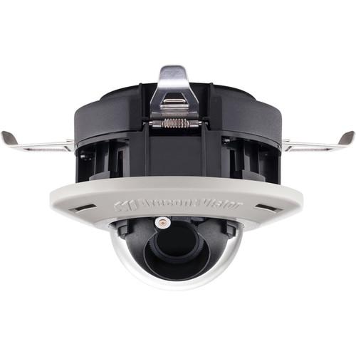 Arecont Vision MicroDome G2 Series 3MP Network Dome Camera (No Lens,Flush Mount)