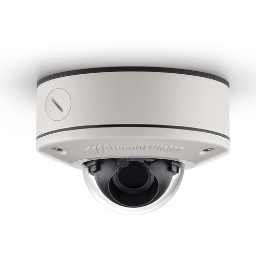 Arecont Vision MicroDome G2 3MP Outdoor Network Dome Camera with Surface Mount & Night Vision (No Lens)