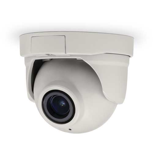 Arecont Vision MegaBall G2 5MP Motorized Network Bell Mount Camera with P-Iris Lens