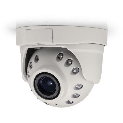 Arecont Vision MegaBall G2 5MP Motorized Network Bell Mount Camera with P-Iris Lens & Night Vision