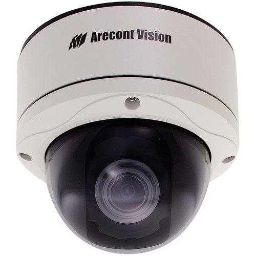 Arecont Vision AV5255AM-H MegaDome2 5 Mp H.264 Day & Night IP Camera (Heater)