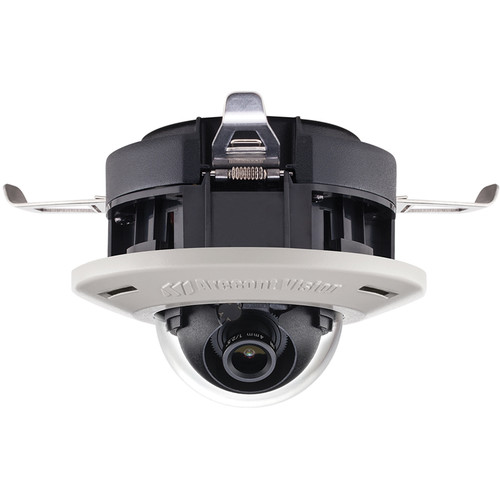 Arecont Vision MicroDome G2 5MP Outdoor Network Dome Camera with Flush Mount & Night Vision (2.8mm Fixed Lens)