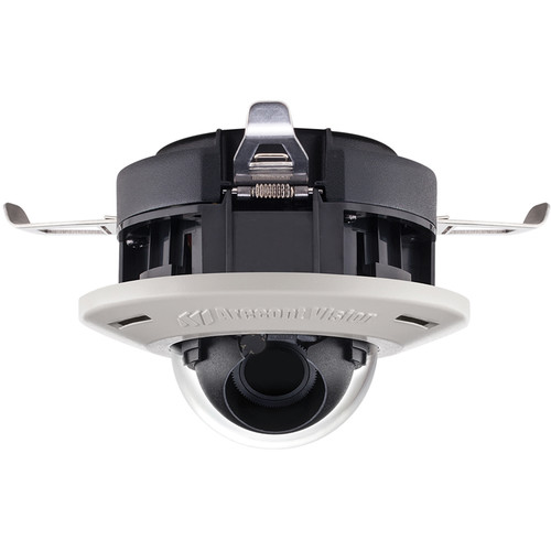 Arecont Vision MicroDome G2 5MP Outdoor Network Dome Camera with Flush Mount & Night Vision (No Lens)