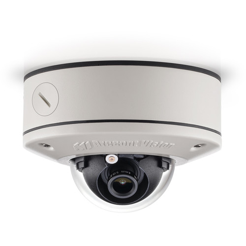 Arecont Vision MicroDome G2 5MP Outdoor Vandal-Resistant Network Dome Camera (2.8mm Lens, Surface Mount)