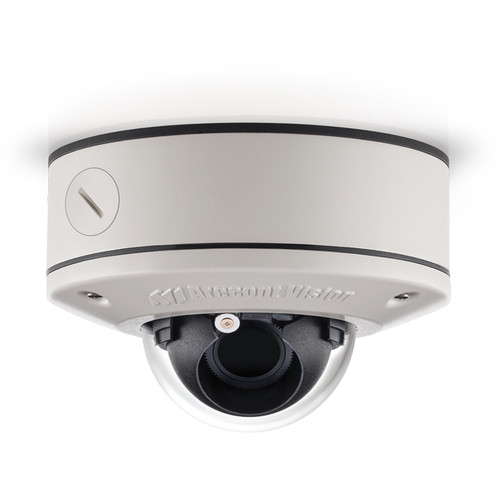 Arecont Vision MicroDome G2 5MP Vandal-Resistant Outdoor Network Dome Camera (No Lens, Surface Mount)