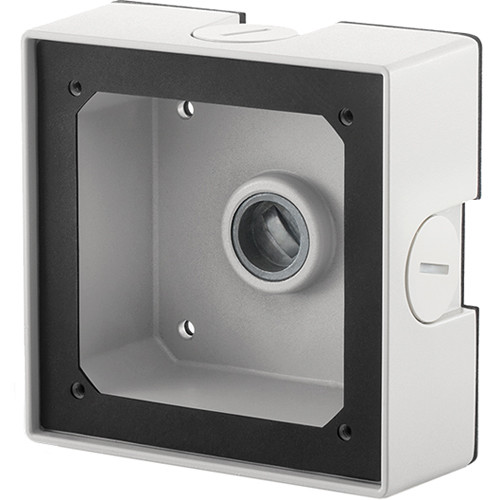 Arecont Vision Junction Box for Contera Large Bullet (White)