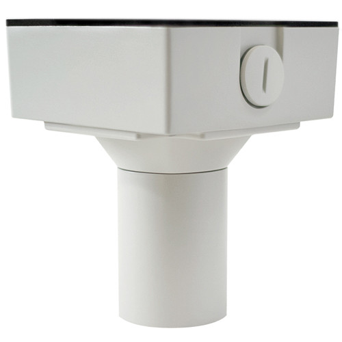 Arecont Vision AV-PMJB Pendant Mount Bracket with Junction Box (Ivory)