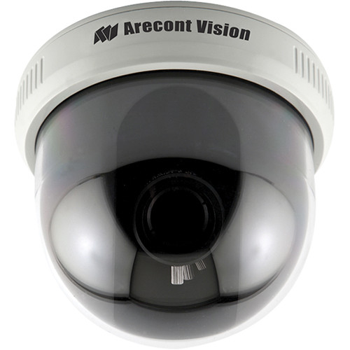 Arecont Vision AV1115DNv1 MegaVideo IP Day/Night Camera with Surface Mount Dome & Lens