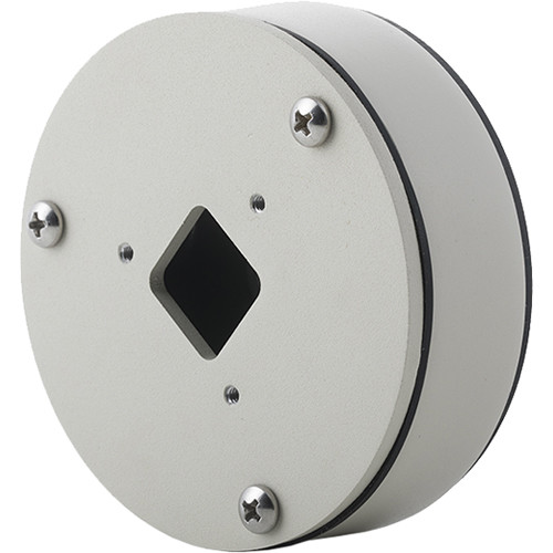 Arecont Vision Round Junction Box for MicroBullet
