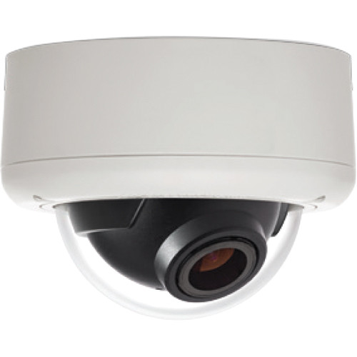 Arecont Vision MegaBall 2 Series AV3245PM-D-LG 3MP H.264 Motorized P-Iris Lens Day/Night Surface Mount Indoor Dome IP Camera (Light Gray)