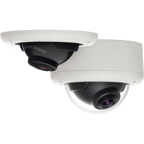Arecont Vision MegaBall Series AV2146DN-04-D-LG 4mm 2.07 Mp IP WDR Indoor Day / Night Camera