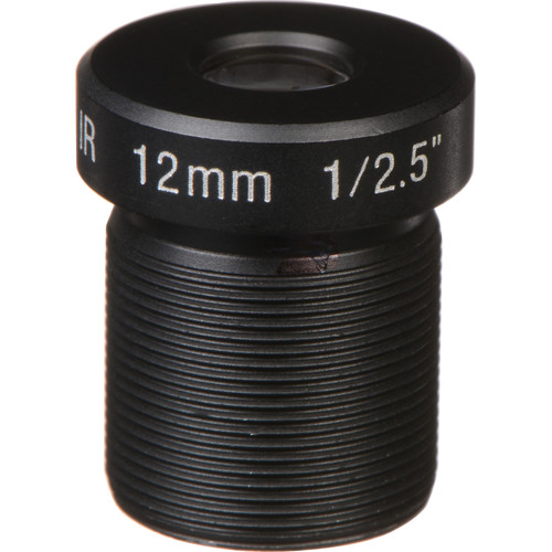 Arecont Vision M12-Mount 4.0mm Fixed Focal Lens