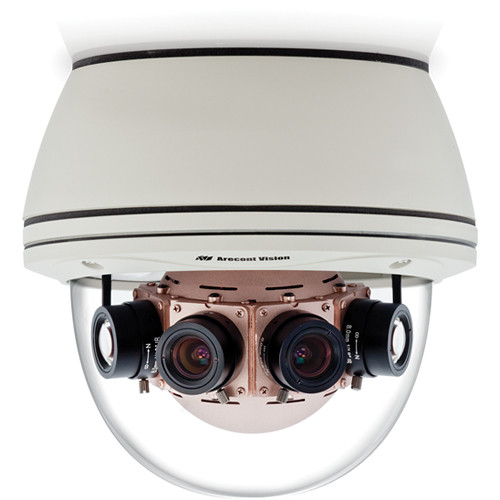 Arecont Vision SurroundVideo Series AV40185DN-HB 40 Mp H.264 Day / Night 180 Panoramic IP Camera with Heater & Blower