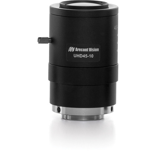 Arecont Vision UDH45-10 Varifocal IR Corrected Lens (4.5 to10mm)