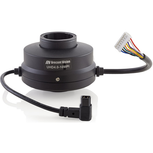 Arecont Vision Ultra HD Series CS-Mount 4-10mm Varifocal Lens
