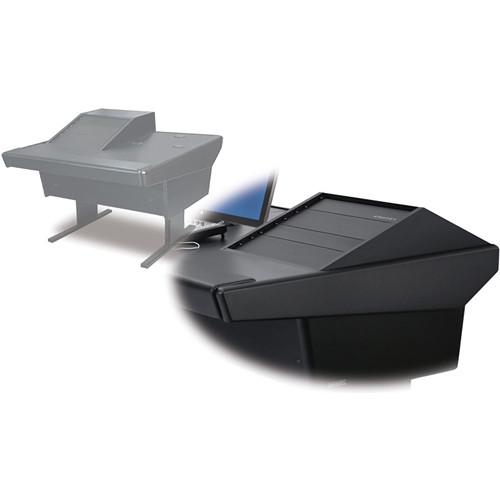 Argosy 50-V1R Universal Workspace with VR-1000 Front 10 RU (Black)