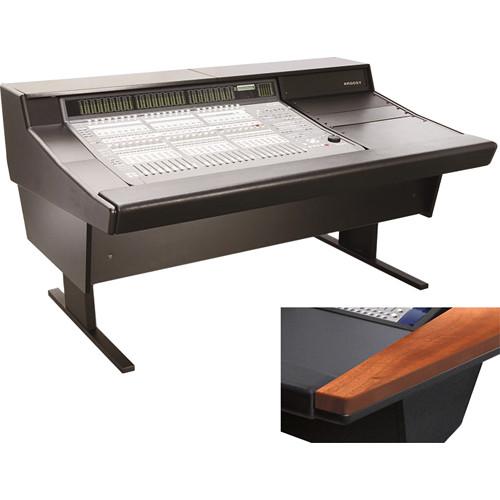 Argosy 70 Series Desk for Digidesign C|24 Controller with 11 RU (Oak)