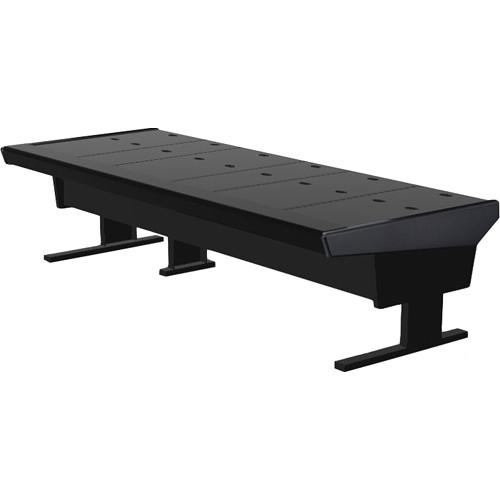 "Argosy VGN Universal Workstation Desk (Black, 119"")"