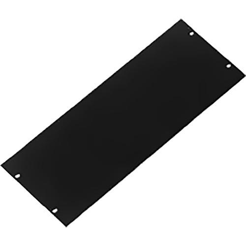 Argosy Blank Panel Cover (4 RU, Black)