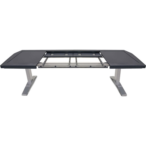 Argosy Eclipse Workspace for Yamaha Nuage Workstation with Left & Right Desk Surfaces and 1 Master/1 Fader (Black Trim)