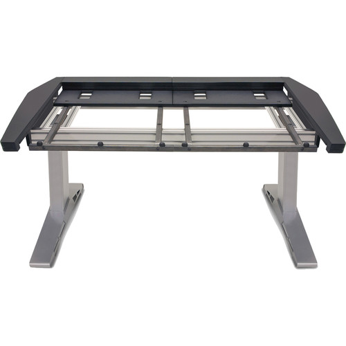 Argosy Eclipse Large & Small Workspace for Yamaha Nuage Workstation with 1 Master/2 Faders (Black Trim)
