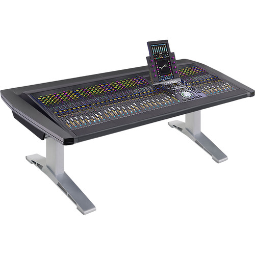 "Argosy Eclipse 5-Bucket Console Workspace for Avid S6 Workstation (Black, 70.6"""")"