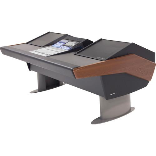 Argosy G-Series Desk for Presonus StudioLive III 16-Channel Console (Mahogany Trim)