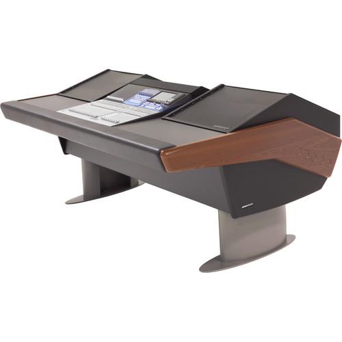 Argosy G-Series Desk for Presonus StudioLive III 24-Channel Console (Mahogany Trim)