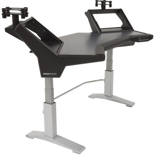 Argosy Halo Height Adjustable Plus Desk