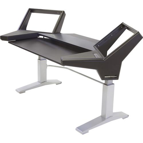 Argosy Halo Height Adjustable Keyboard Desk