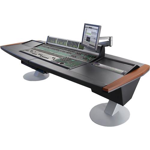 "Argosy Mirage 24-Channel Desk for Avid (Digidesign) D Command (Mahogany Finish, 110.1"")"
