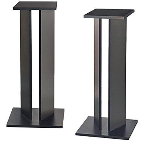 "Argosy SS36-B Classic Monitor Speaker Stands 36"" (Pair, Black)"