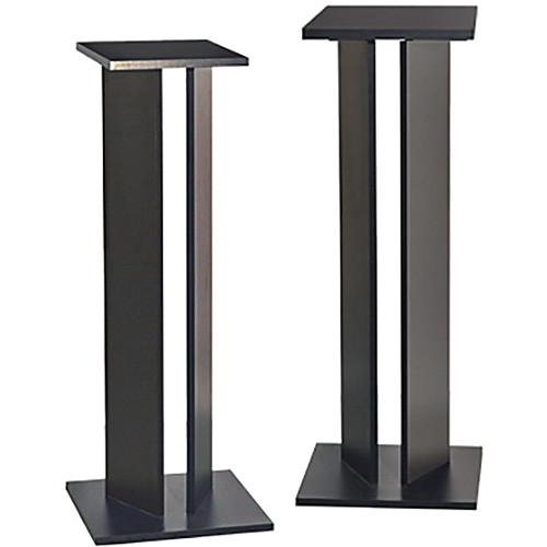 "Argosy SS42-B Classic Monitor Speaker Stands 42"" (Pair, Black)"