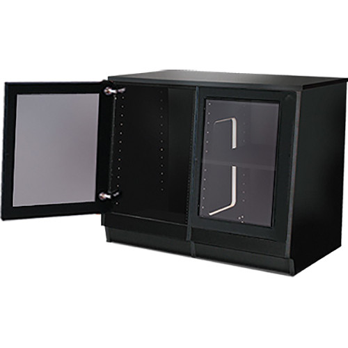 Argosy Smoked Glass Front Door for Spire 7140 Series Racks