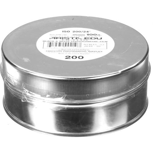 Arista EDU Ultra 200 Black and White Negative Film (35mm Roll Film, 100' Roll)