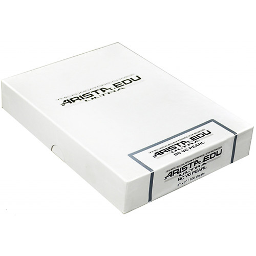 "Arista EDU Ultra VC RC Paper (Pearl, 5 x 7"", 100 Sheets)"