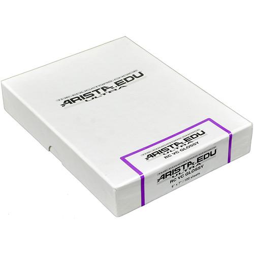 "Arista EDU Ultra VC RC Paper (Glossy, 5 x 7"", 100 Sheets)"