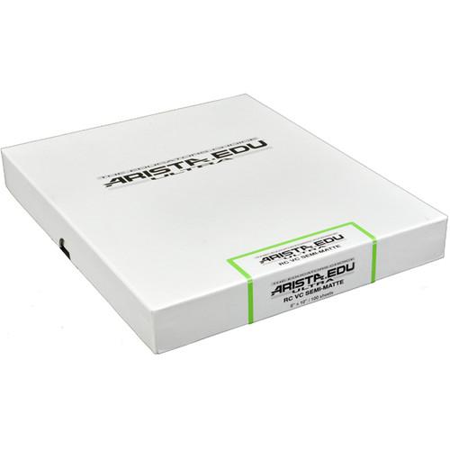"""Arista EDU Ultra VC RC Paper (Semi-Matte, 8 x 10"""", 100 Sheets)"""