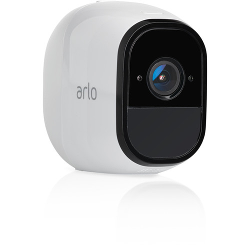 arlo Arlo Pro Add-On Smart Security 720p Outdoor Wireless Camera with Night Vision